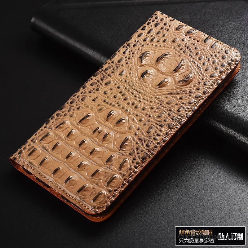 Htc Desire 825 Modèle Fleurie Cuir Véritable Coque De Téléphone Bleu Étui En Cuir Téléphone Portable Housse