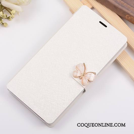 Huawei Ascend G7 Coque Étui En Cuir De Téléphone Tendance Protection Téléphone Portable Bleu Clair
