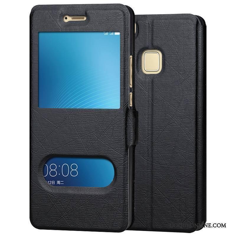 Huawei G9 Lite Téléphone Portable Rouge Silicone Protection Étui En Cuir Jeunesse Coque De Téléphone