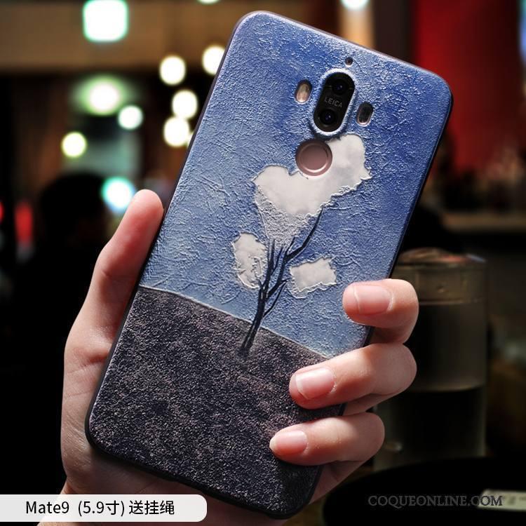 Huawei Mate 10 Coque De Téléphone Incassable Créatif Multicolore Étui Tout Compris Personnalité
