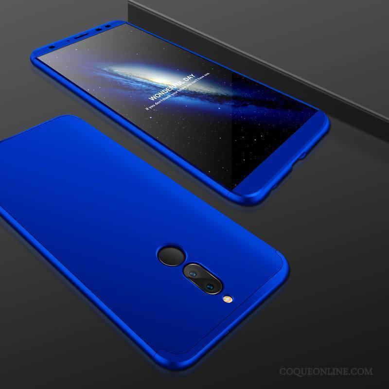 Huawei Mate 10 Lite Tout Compris Incassable Or Coque Protection Étui Difficile