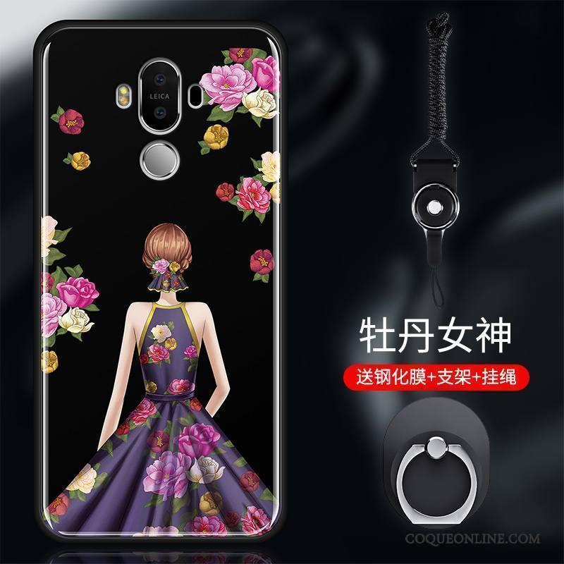 Huawei Mate 10 Pro Étui Coque De Téléphone Multicolore Tout Compris Incassable Créatif Personnalité