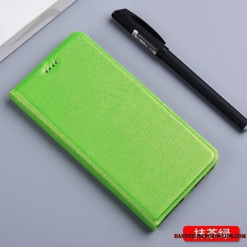 Huawei Mate 20 Lite Tout Compris Protection Soie Coque De Téléphone Téléphone Portable Lin Étui En Cuir
