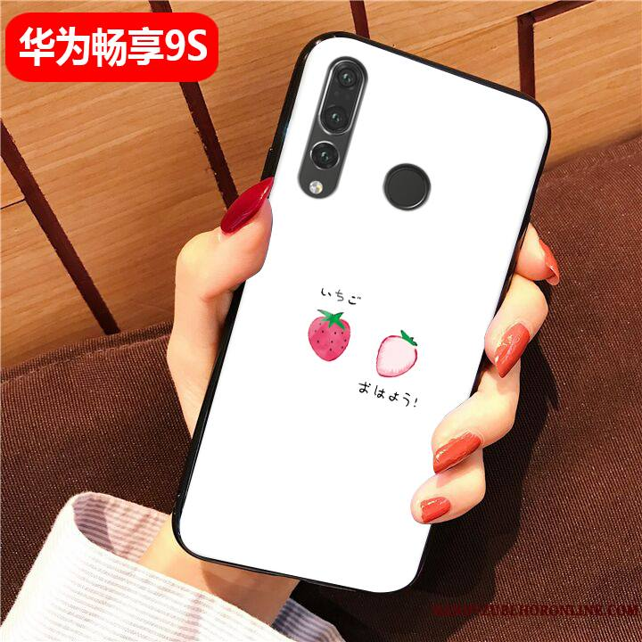 Huawei P Smart+ 2019 Coque Étui Petit Frais Incassable Difficile Miroir Tout Compris