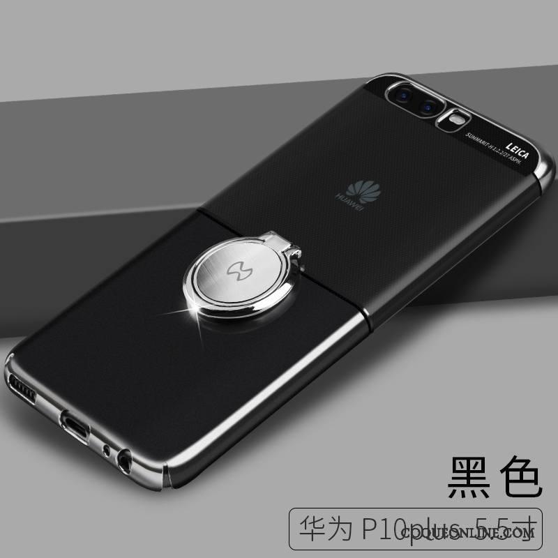 Huawei P10 Plus Coque Tout Compris Une Agrafe Anneau Étui Incassable Créatif Protection