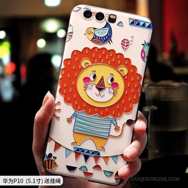 Huawei P10 Plus Personnalité Protection Créatif Ornements Suspendus Charmant Étui Coque De Téléphone