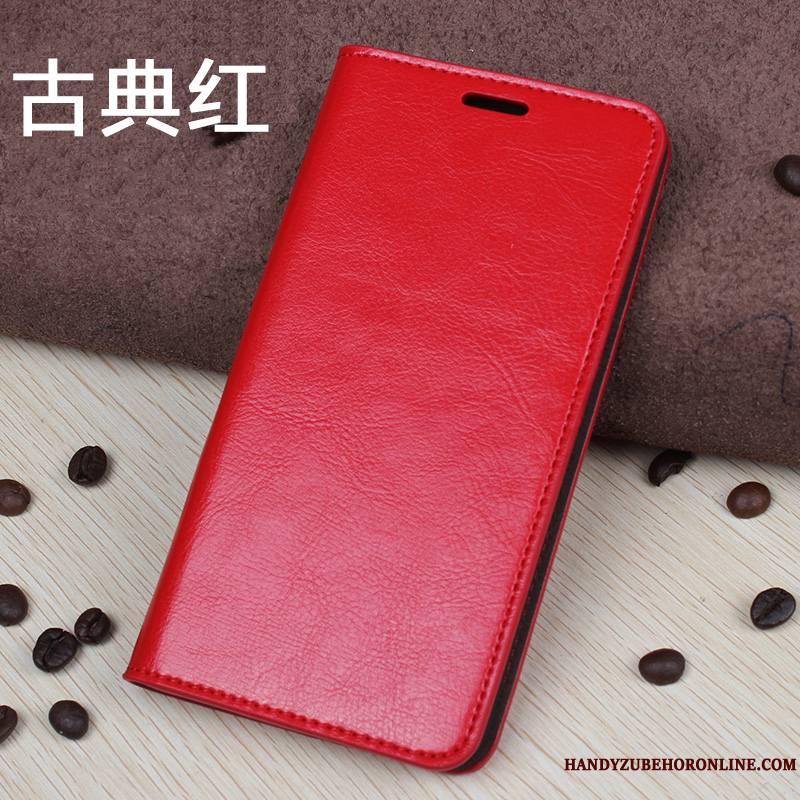 Huawei P20 Lite Coque De Téléphone Étui Protection Incassable Jeunesse Housse Rouge