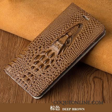 Lg K4 Luxe Créatif Housse Cuir Véritable Personnalisé Protection Coque De Téléphone