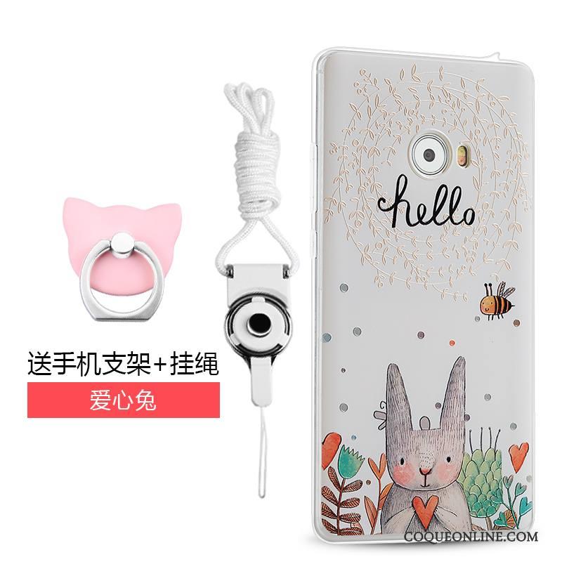 Mi Note 2 Coque De Téléphone Tendance Vert Incassable Étui Fluide Doux Petit