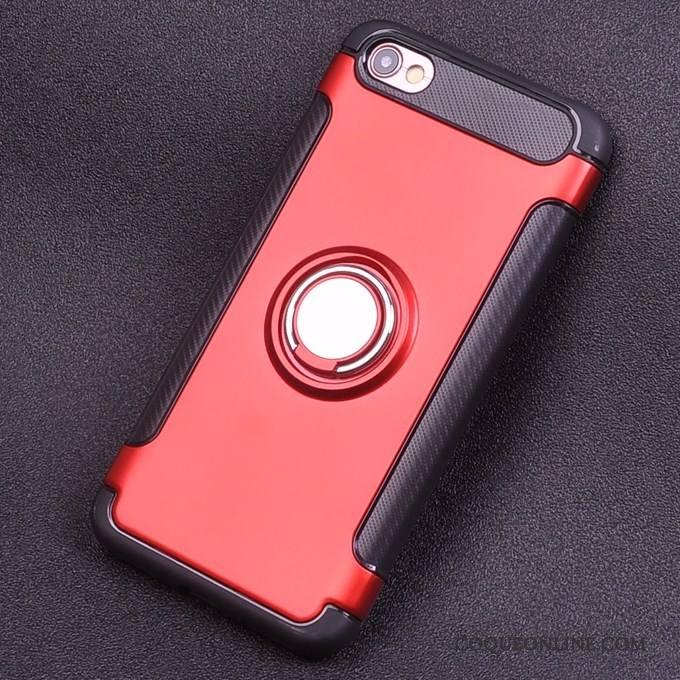 Redmi Note 5a Silicone Rouge Coque De Téléphone Incassable Créatif Haute Argent