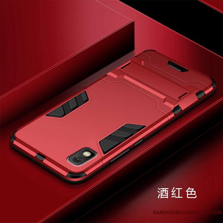 Samsung Galaxy A10 Téléphone Portable Étui Coque Bleu Étoile Incassable Tout Compris