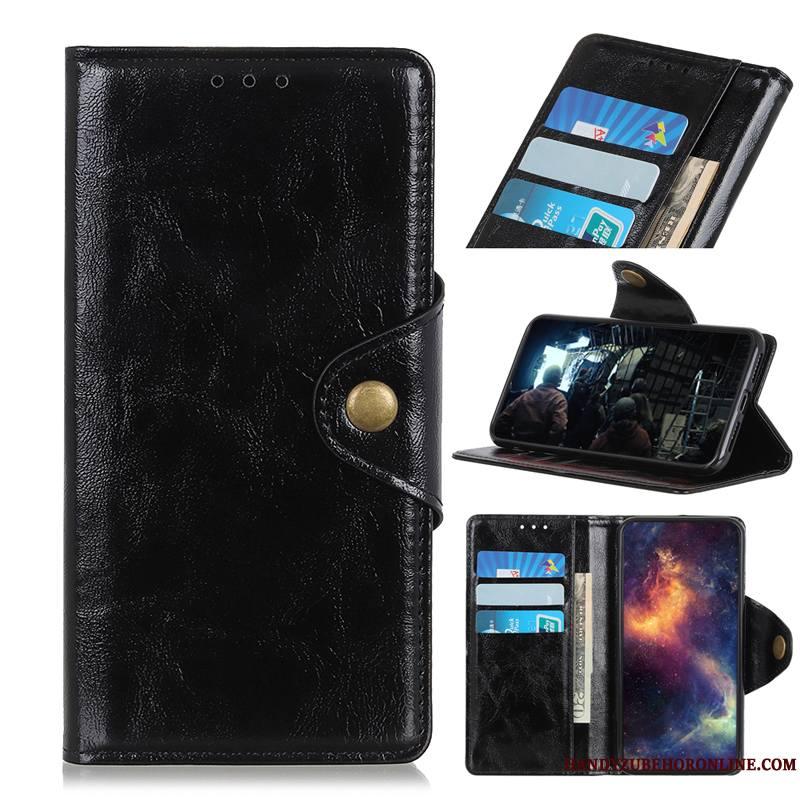 Samsung Galaxy A20s Étoile Coque De Téléphone Tout Compris Membrane Tempérer Incassable Étui En Cuir