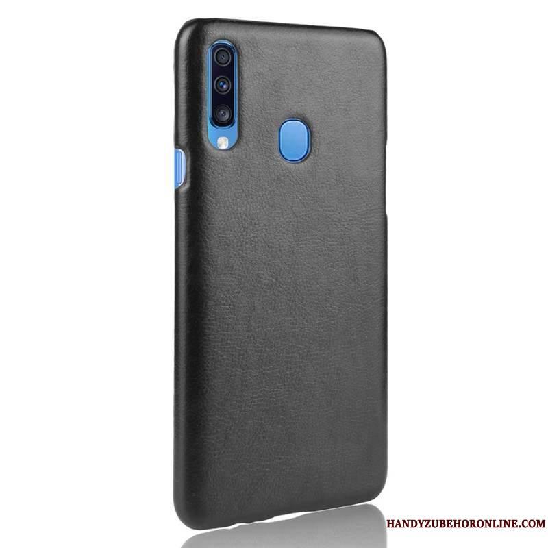 Samsung Galaxy A20s Coque Étoile Étui Incassable Marron Simple Légère Ultra
