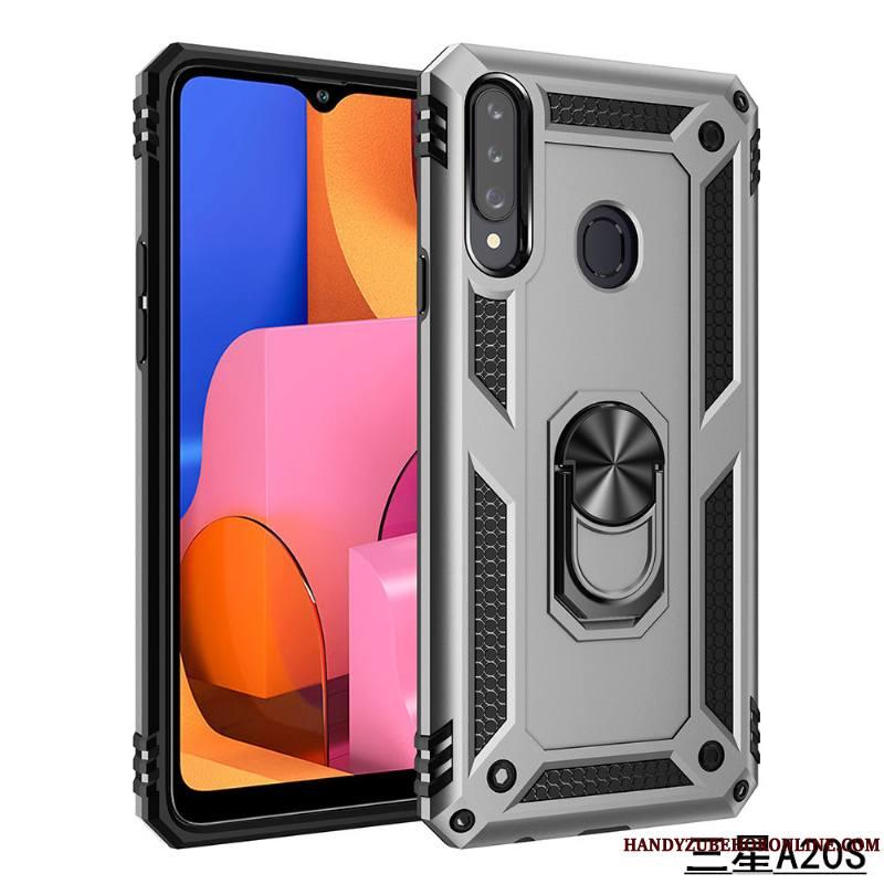 Samsung Galaxy A20s Tout Compris Magnétisme Nouveau Étui Invisible Coque De Téléphone À Bord