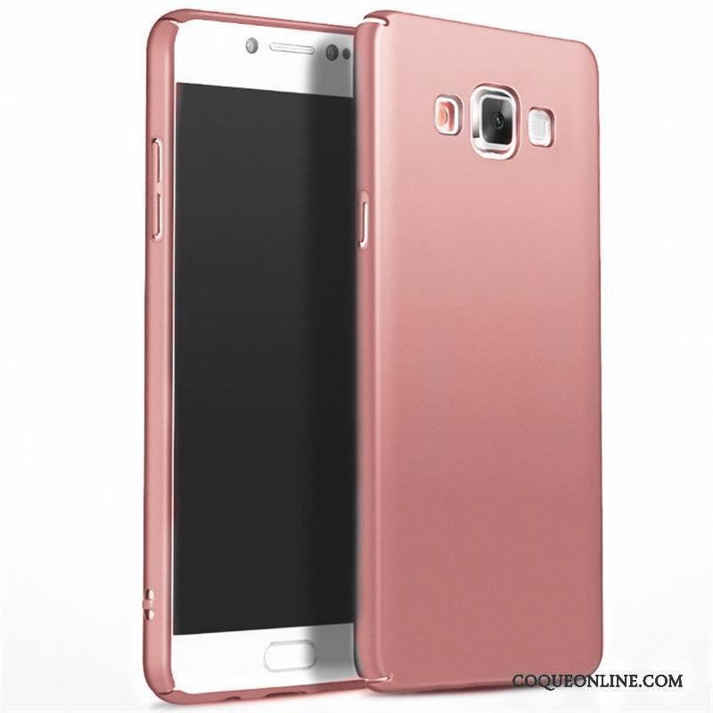 Samsung Galaxy A5 2015 Téléphone Portable Coque Délavé En Daim De Téléphone Étoile Protection Étui