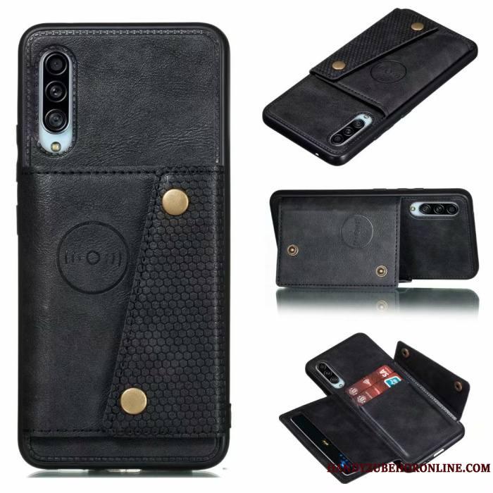 Samsung Galaxy A90 5g Mode Étui Coque Simple Étoile Téléphone Portable Protection