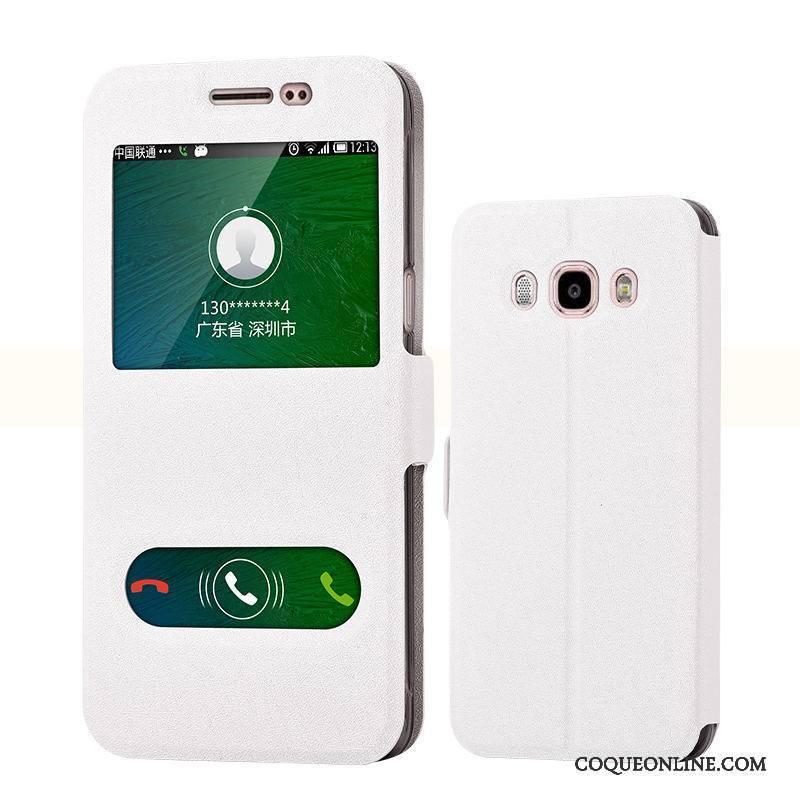 Samsung Galaxy J5 2016 Protection Étui Tendance Coque Vert De Téléphone Étoile