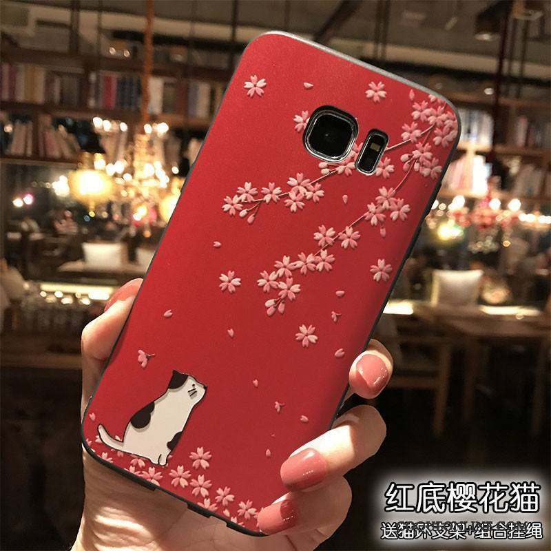 Samsung Galaxy S7 Tendance Ornements Suspendus Étui Coque Étoile De Téléphone Tout Compris