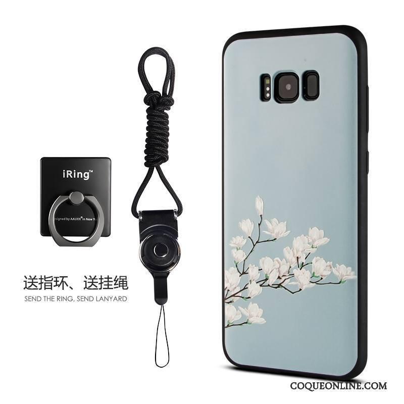 Samsung Galaxy S8+ Tendance Coque De Téléphone Incassable Étui Tout Compris Silicone Étoile