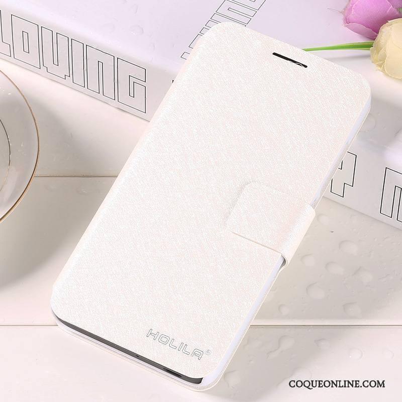 iPhone 7 Clamshell Étui En Cuir Rouge Téléphone Portable Rose Coque De Téléphone