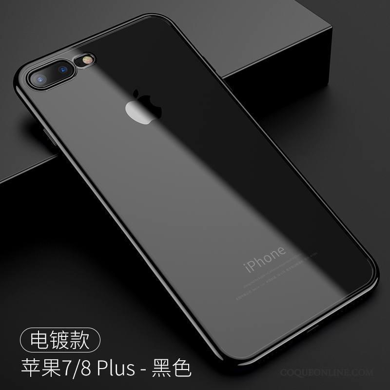 iPhone 7 Plus Nouveau Tout Compris Silicone Incassable Rouge Étui Coque De Téléphone