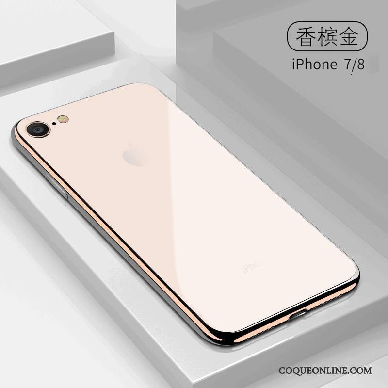 iPhone 7 Verre Nouveau Tout Compris Or Coque De Téléphone