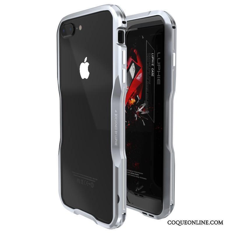iPhone 8 Plus Étui Incassable Coque De Téléphone Border Créatif Tendance Protection