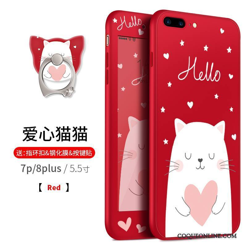 coque iphone 8 silicone dessin