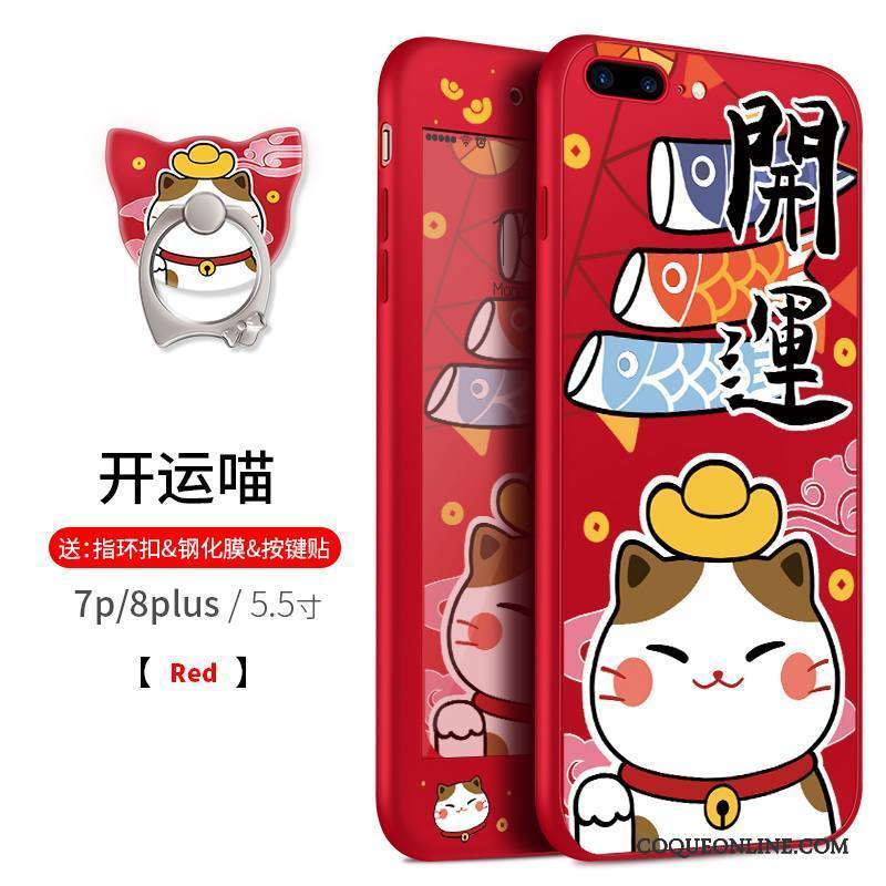 coque iphone 8 plus dessin anime