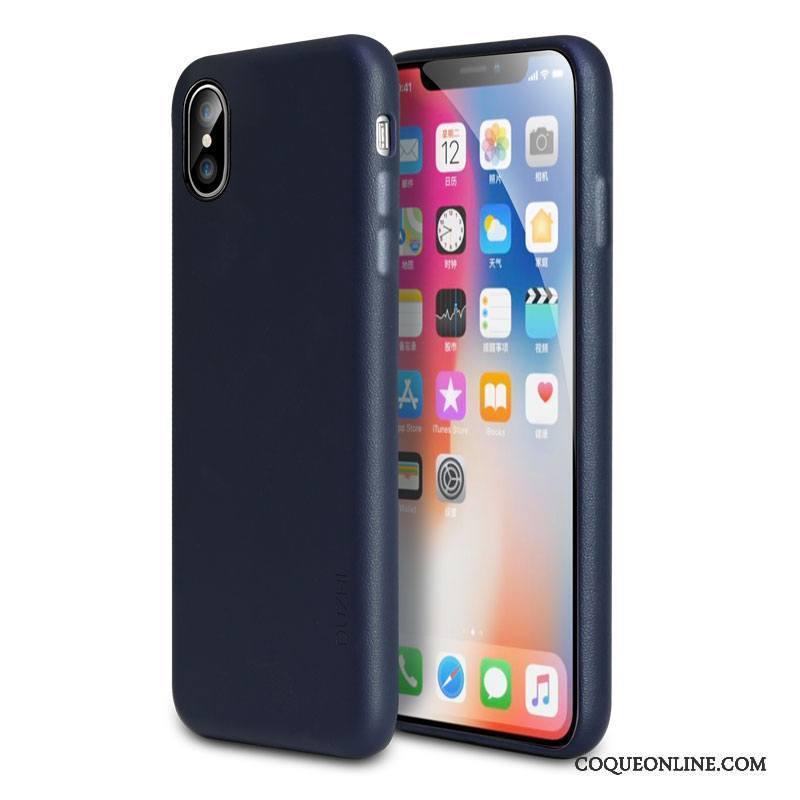 coque iphone incassable x