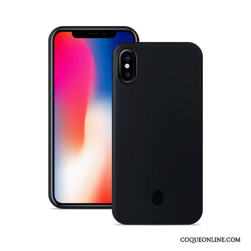 coque daim iphone x
