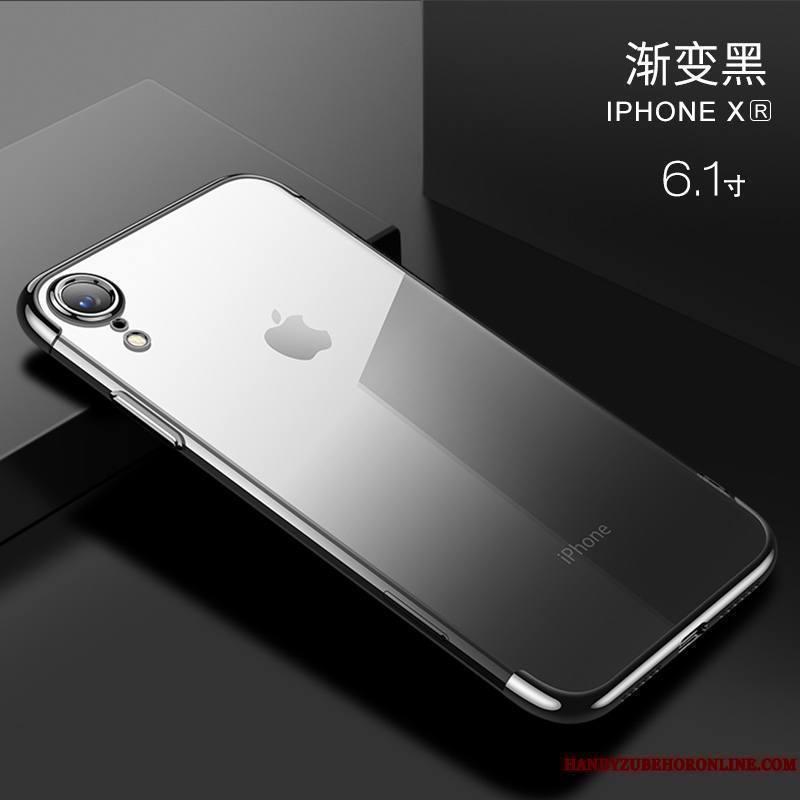 coque iphone xr silicone marque