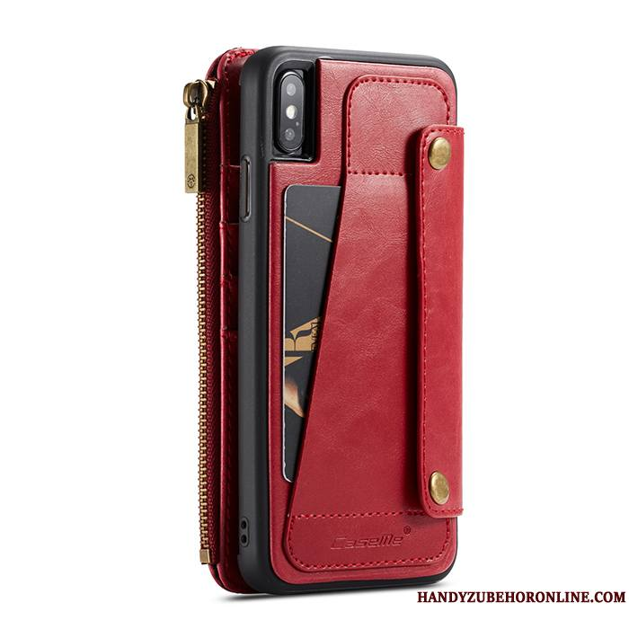 coque iphone xs max portefeuille