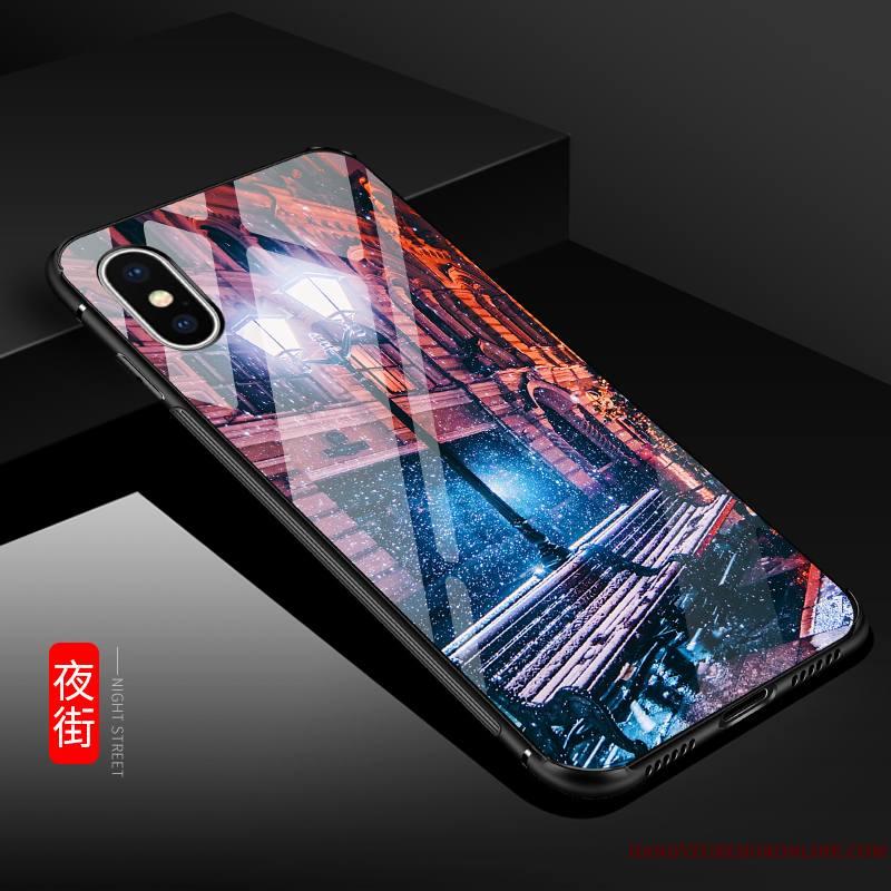 iphone xs verre coque