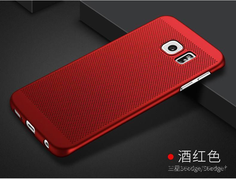 coque galaxy s6 vin rouge