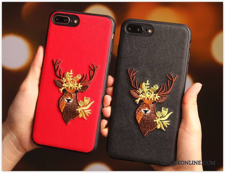 coque iphone 8 prune