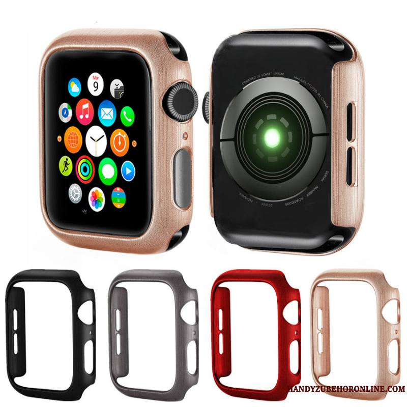 Apple Watch Series 2 Protection Incassable Modèle Fleurie Nouveau Coque Border Étui