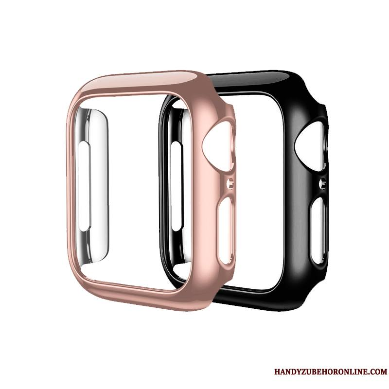 Apple Watch Series 2 Tout Compris Étui Or Rose Difficile Placage Coque Protection
