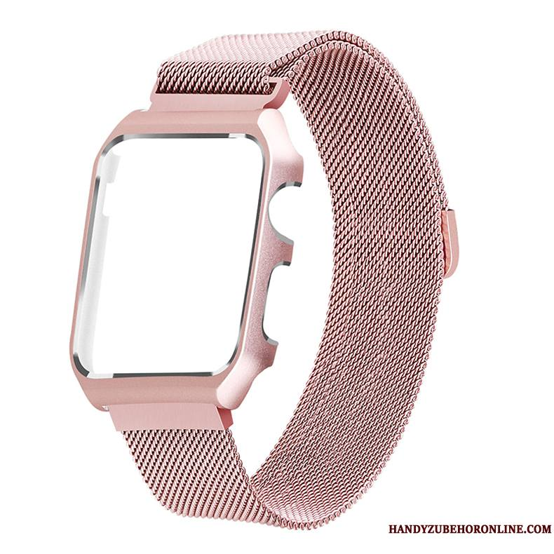 Apple Watch Series 3 Coque Protection Rose