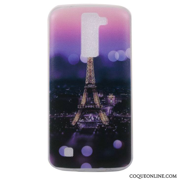coque iphone 8 anime paysage