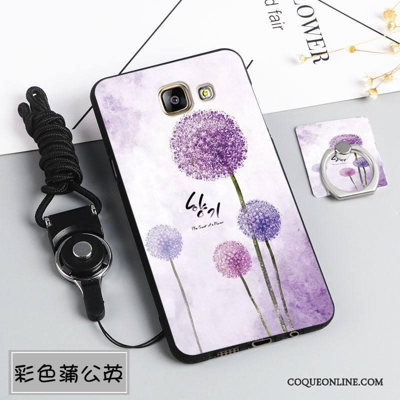 coque galaxy a5 violet