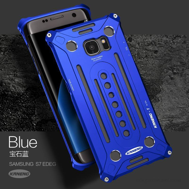 coque metal galaxy s7