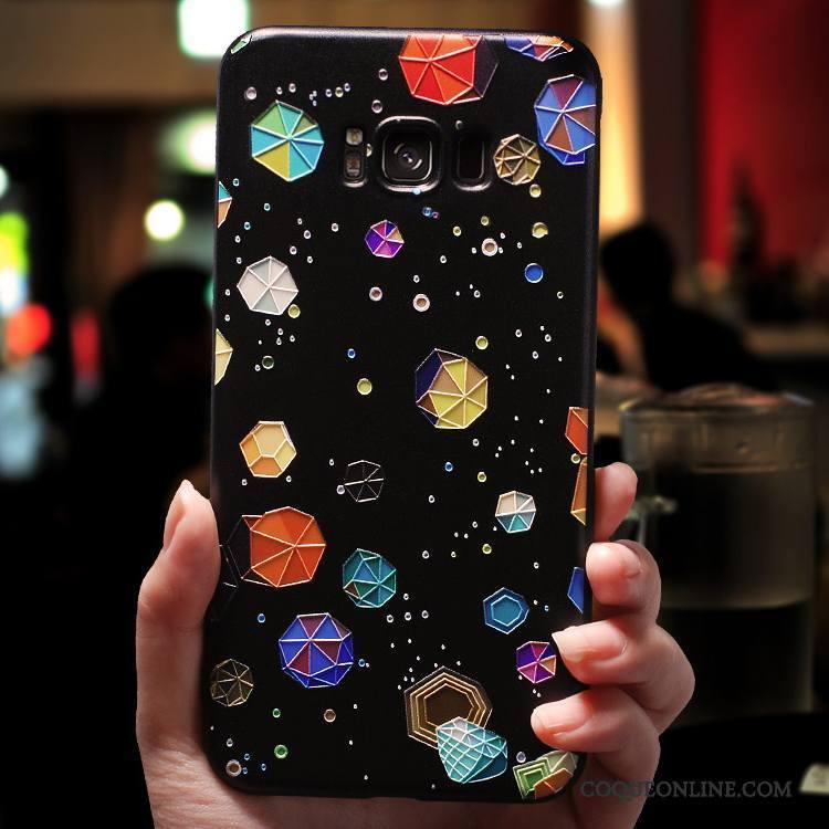 Samsung Galaxy S7 Edge Coque De Téléphone Créatif Tendance Silicone Étoile Incassable Multicolore