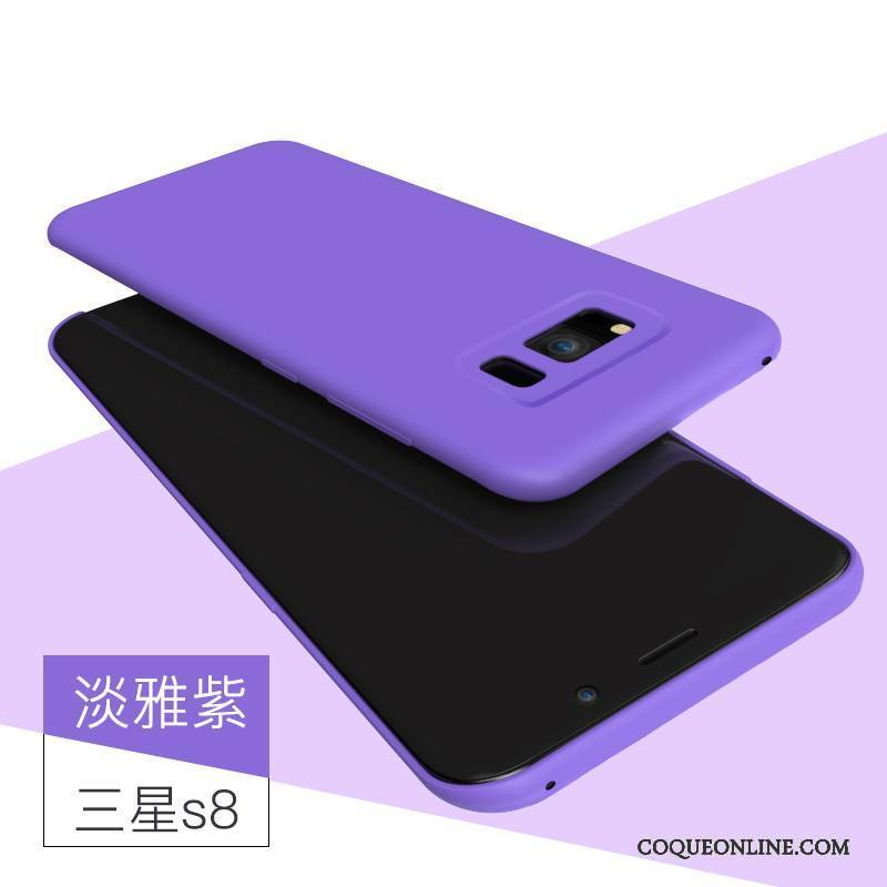 coque incassable galaxy s8