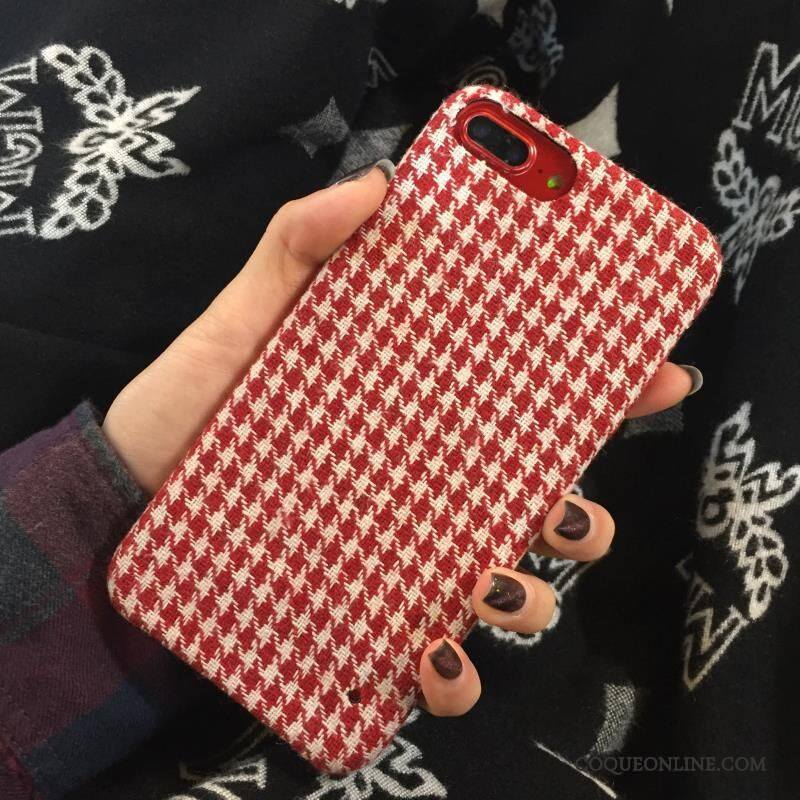 coque iphone 6 tissu