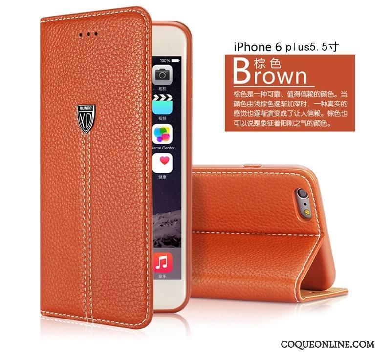 coque iphone 6 etui cuir