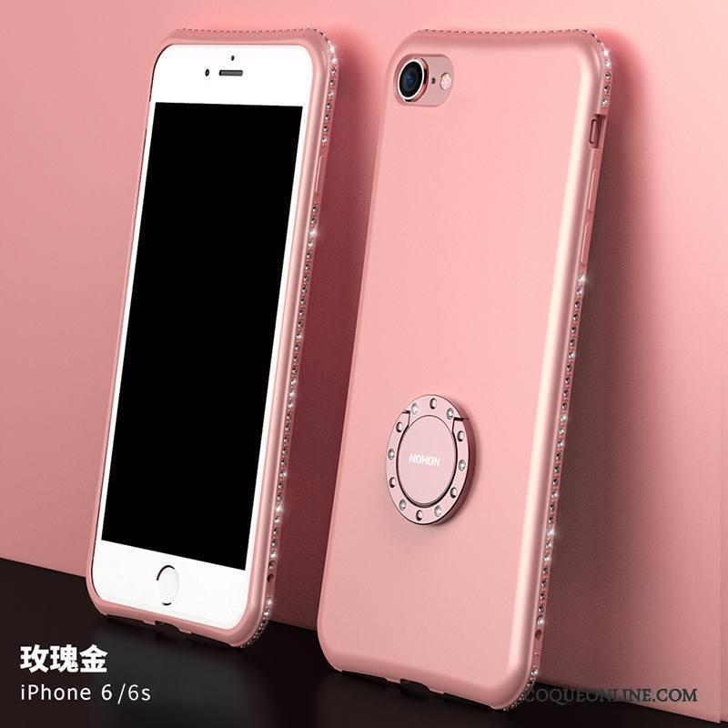 coque rose rouge iphone 6