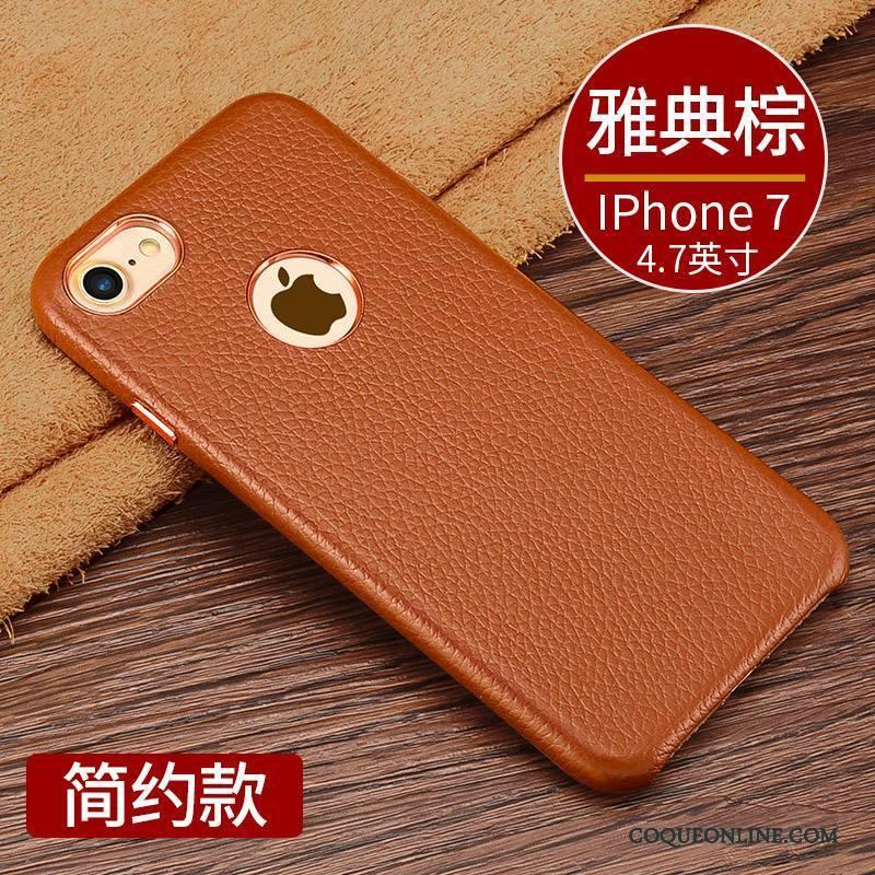 veritable coque iphone 7