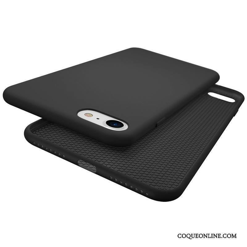 coque noir silicone iphone 7