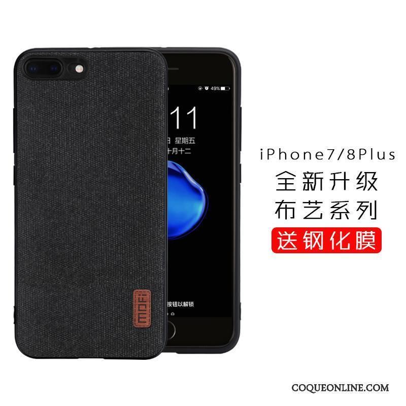 coque iphone 7 en tissu